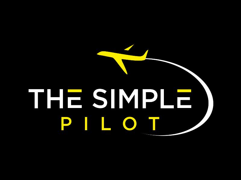 The Simple Pilot logo design by santrie
