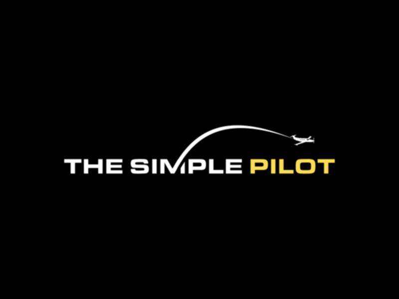 The Simple Pilot logo design by jhason