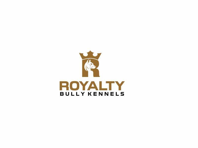 Royalty Bully Kennels logo design by cgage20