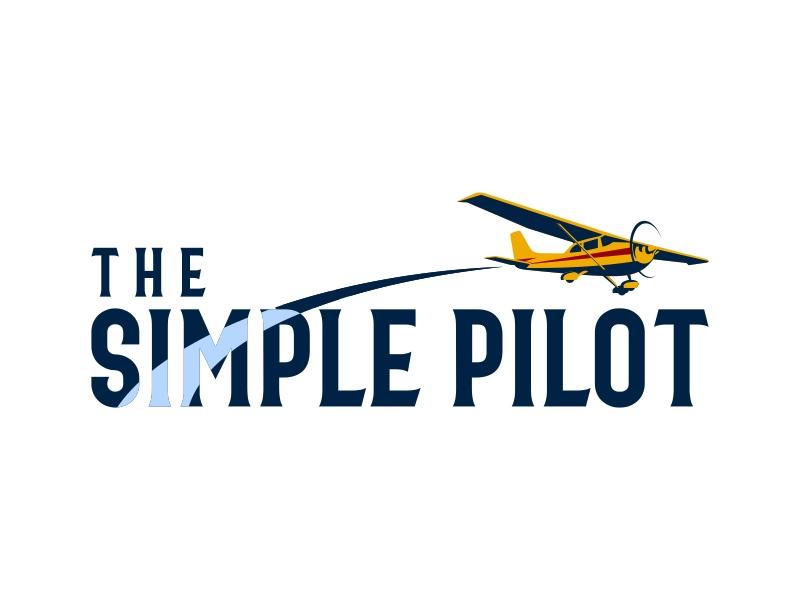 The Simple Pilot logo design by Kruger