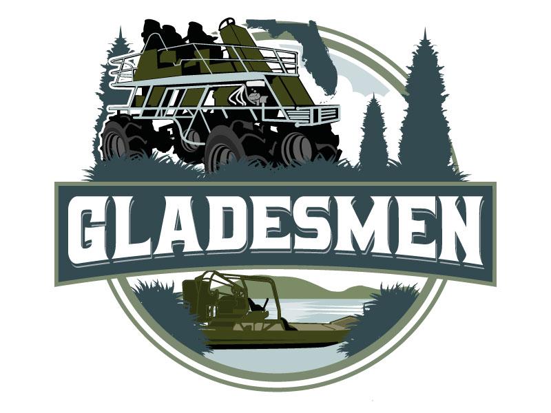 Gladesmen logo design by LogoQueen