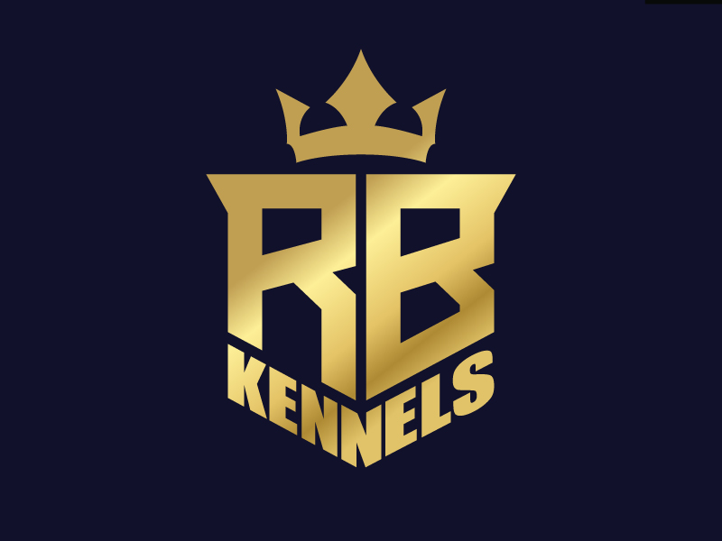 Royalty Bully Kennels logo design by jaize