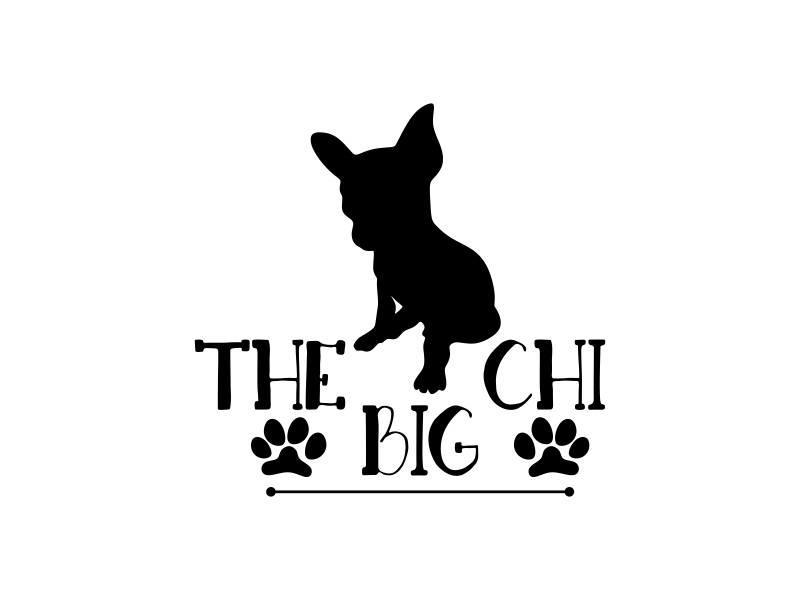 The Big Chi logo design by imagine