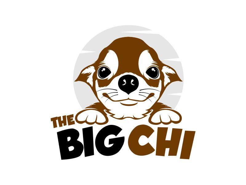 The Big Chi logo design by mutafailan