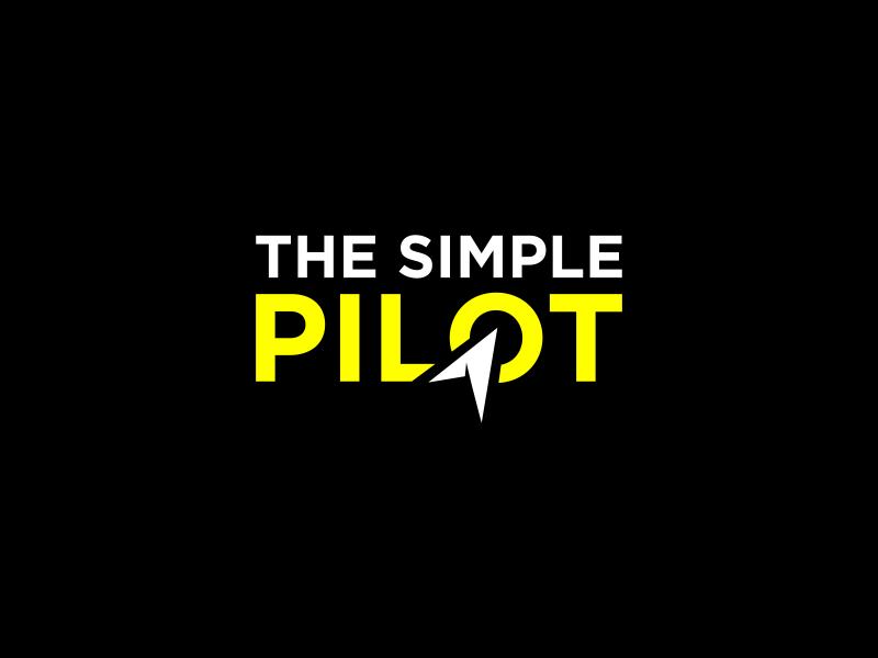 The Simple Pilot logo design by imagine