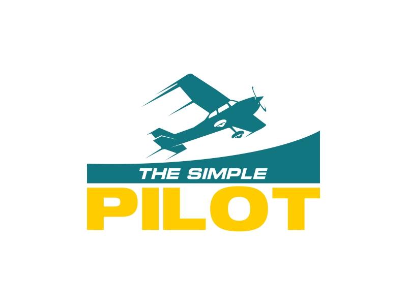The Simple Pilot logo design by ekitessar