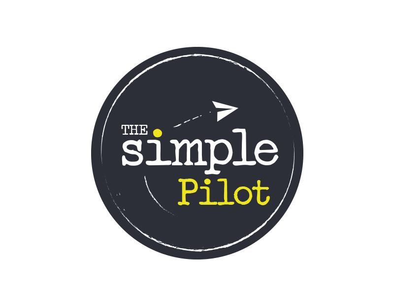 The Simple Pilot logo design by adm3