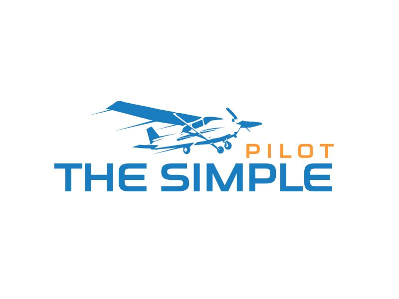 The Simple Pilot logo design by keylogo