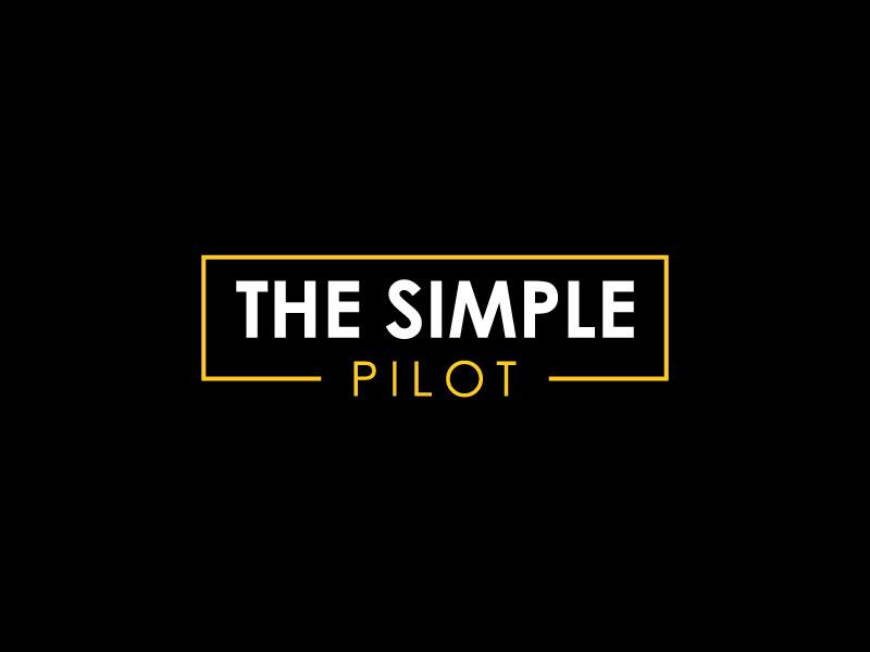 The Simple Pilot logo design by aryamaity