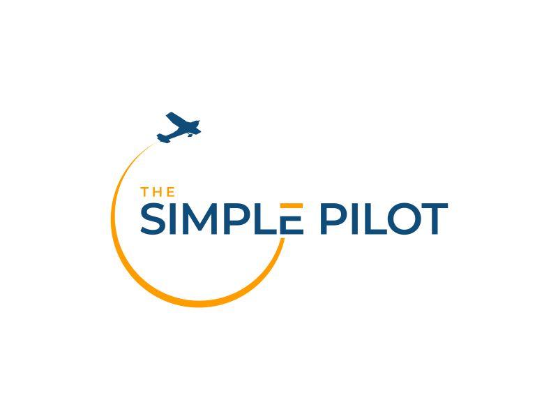 The Simple Pilot logo design by mutafailan