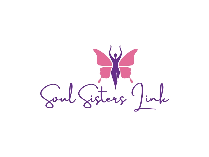 Soul Sisters Link logo design by GemahRipah