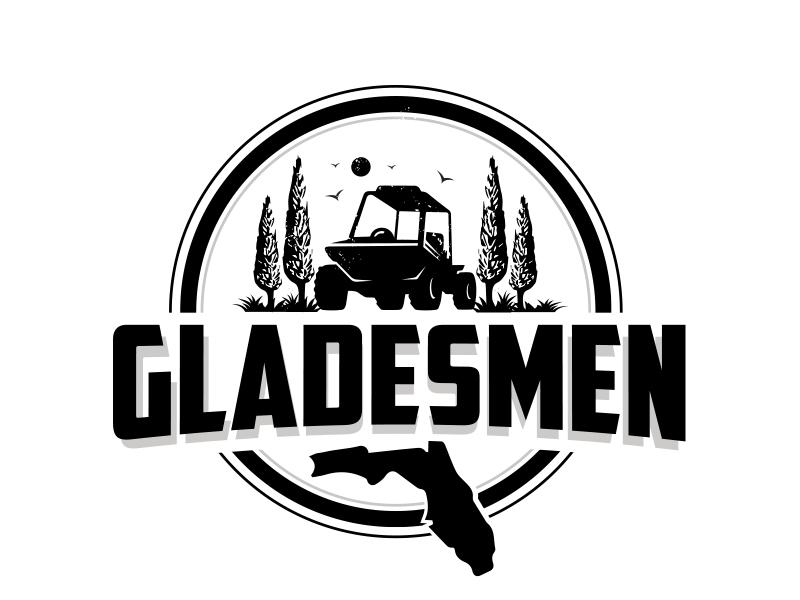 Gladesmen logo design by adm3