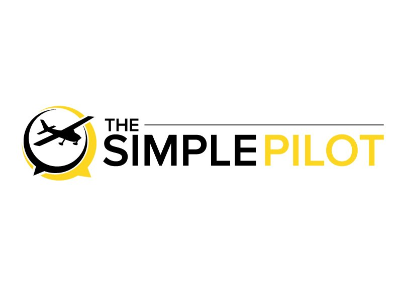The Simple Pilot logo design by jaize