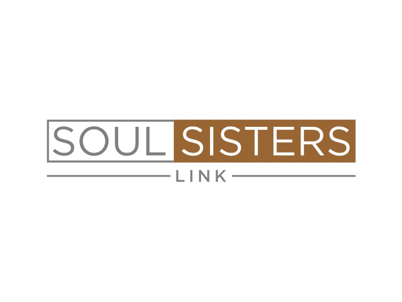 Soul Sisters Link logo design by Arto moro