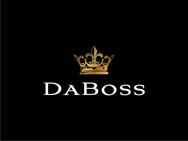 DaBoss logo design by GemahRipah