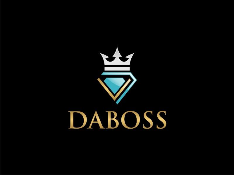 DaBoss logo design by KQ5