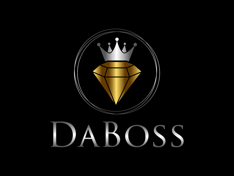 DaBoss logo design by BrainStorming