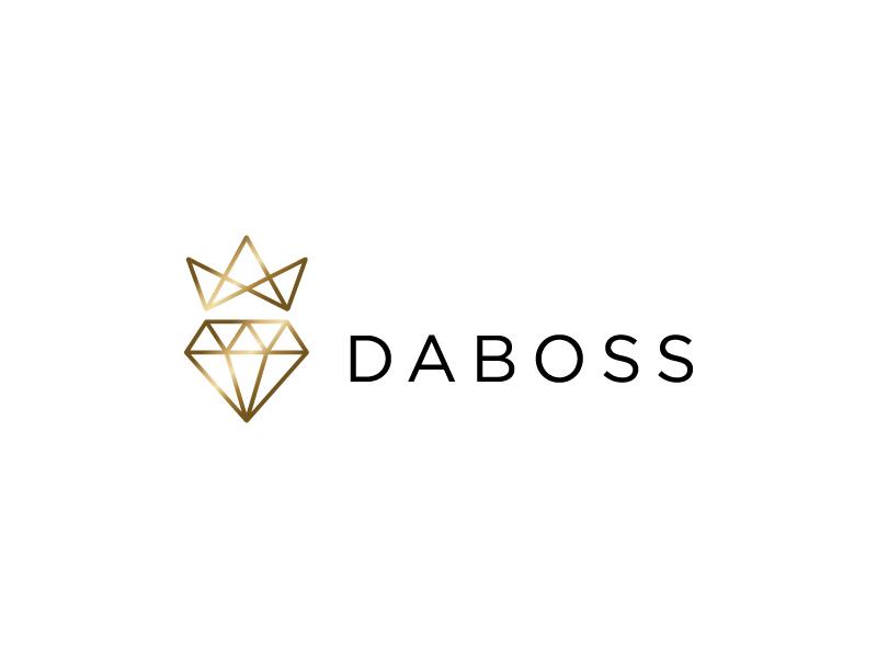 DaBoss logo design by gateout