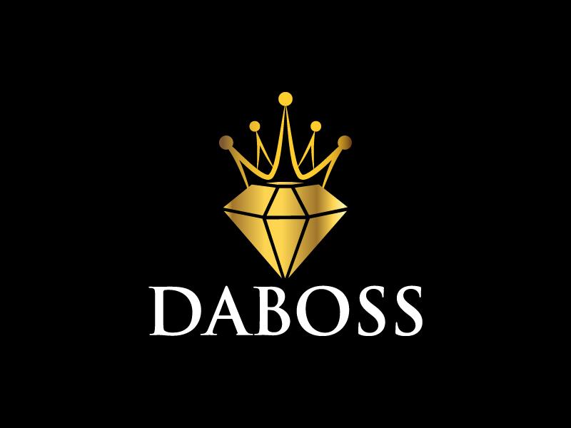 DaBoss logo design by pilKB