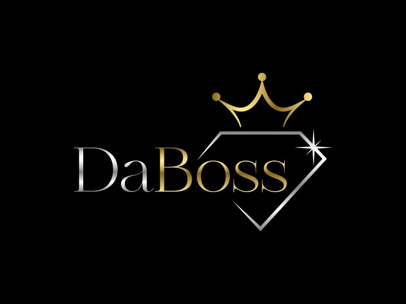 DaBoss logo design by wongndeso