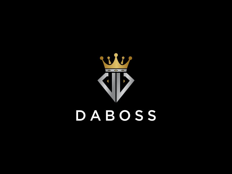 DaBoss logo design by oke2angconcept