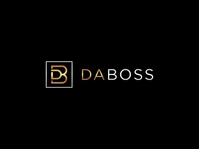 DaBoss logo design by andayani*