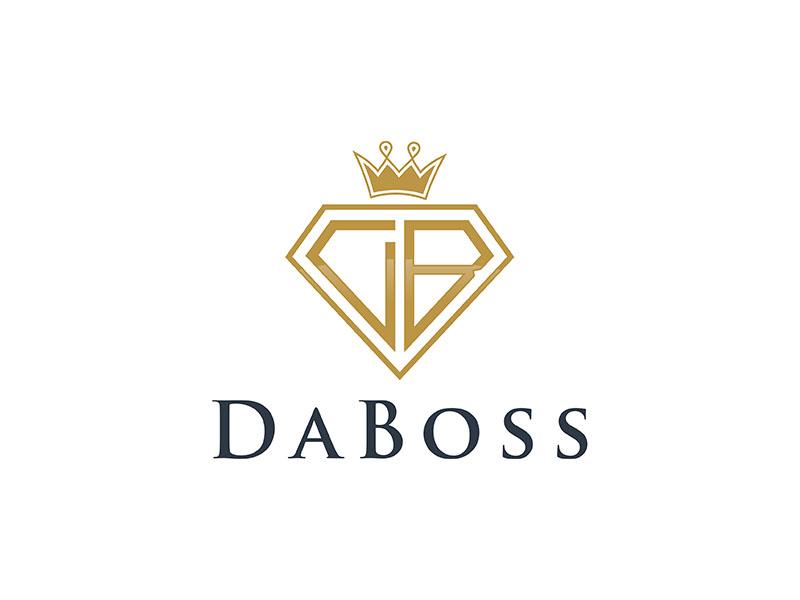 DaBoss logo design by ndaru