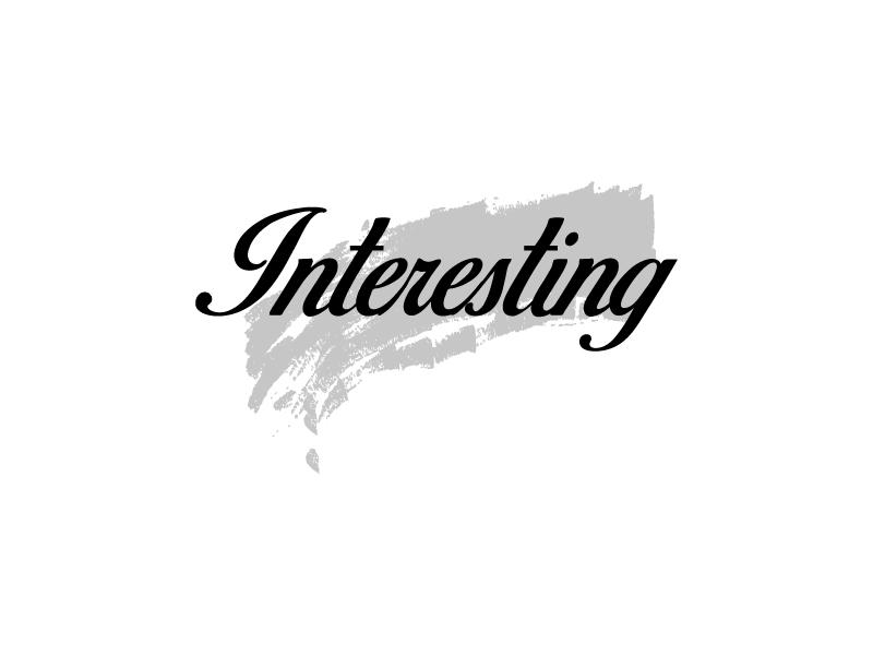 Interesting logo design by gateout