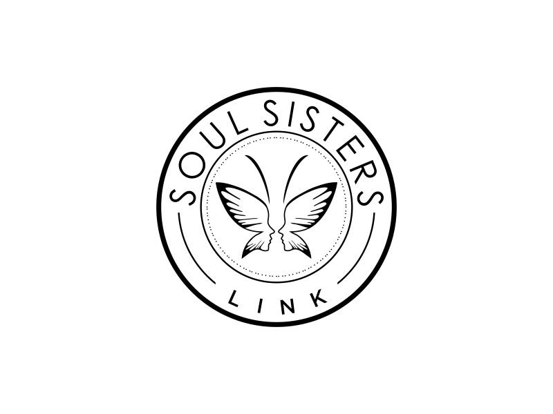 Soul Sisters Link logo design by oke2angconcept