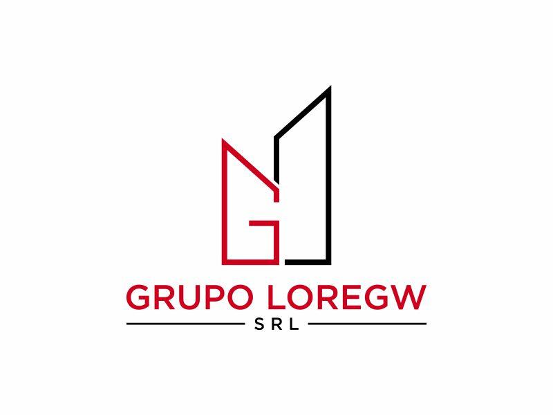 Grupo Loregw srl logo design by Gedibal
