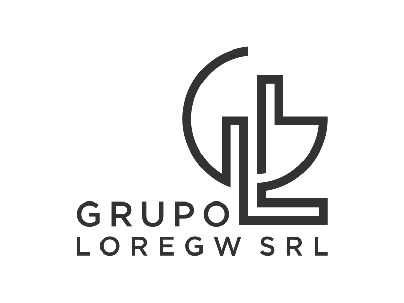 Grupo Loregw srl logo design by Inki