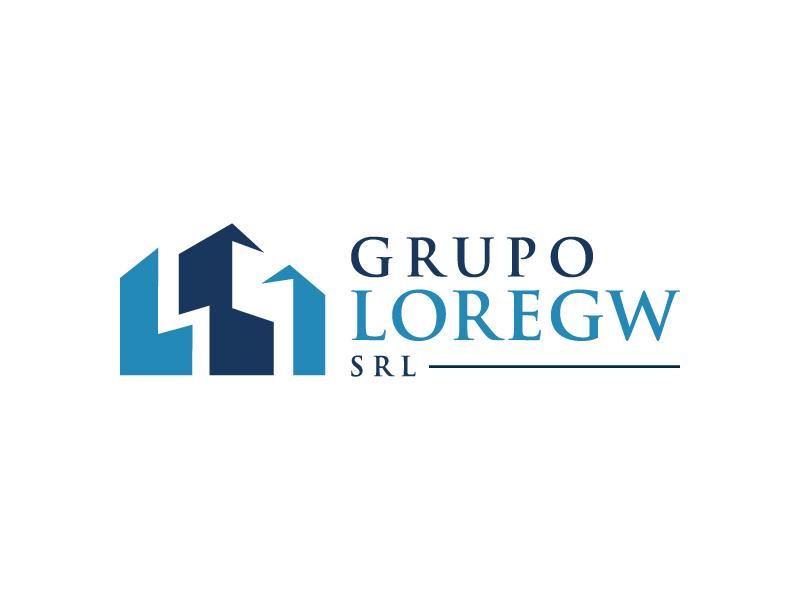 Grupo Loregw srl logo design by akilis13