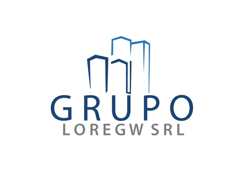 Grupo Loregw srl logo design by webmall