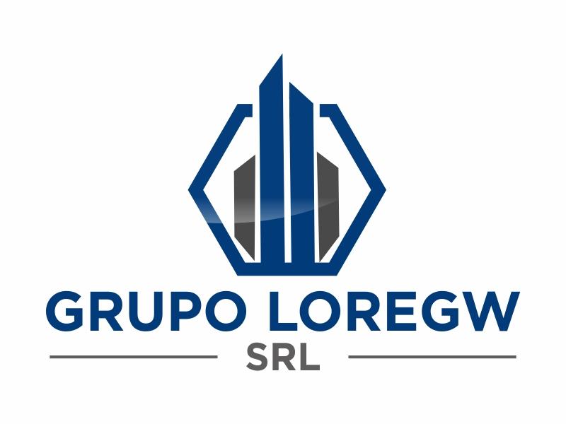 Grupo Loregw srl logo design by Greenlight
