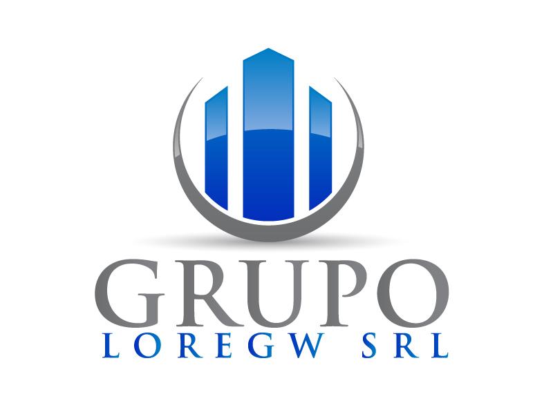 Grupo Loregw srl logo design by ElonStark