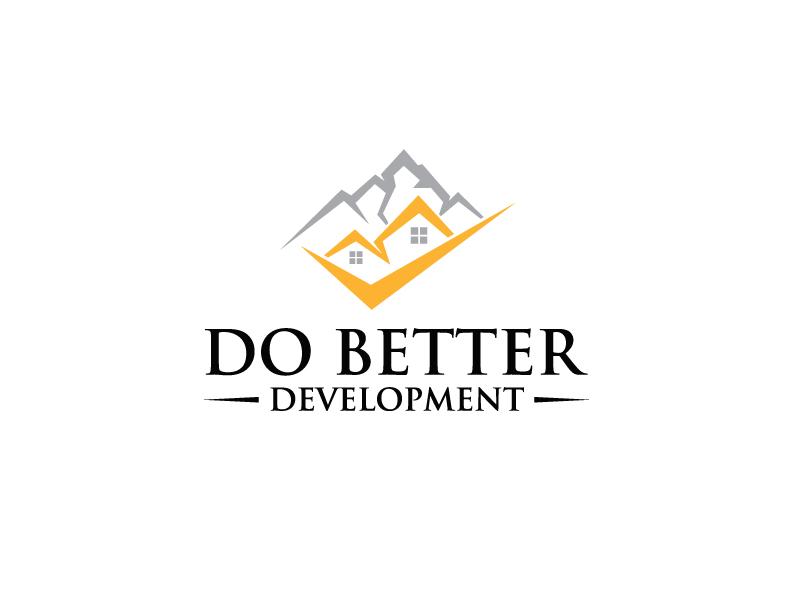 DO BETTER DEVELOPMENT logo design by Jestony Recanel