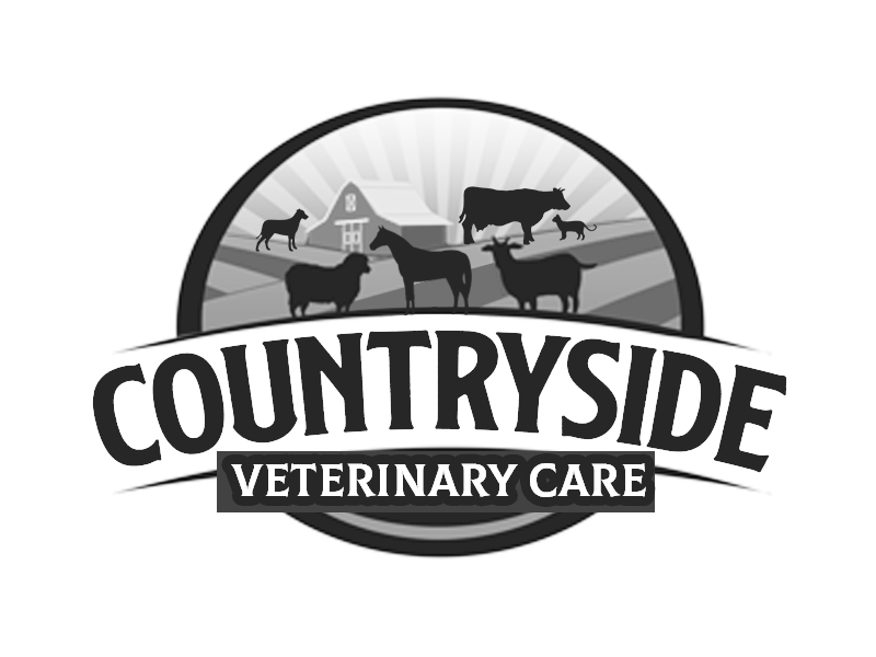 Countryside Veterinary Care logo design by kunejo