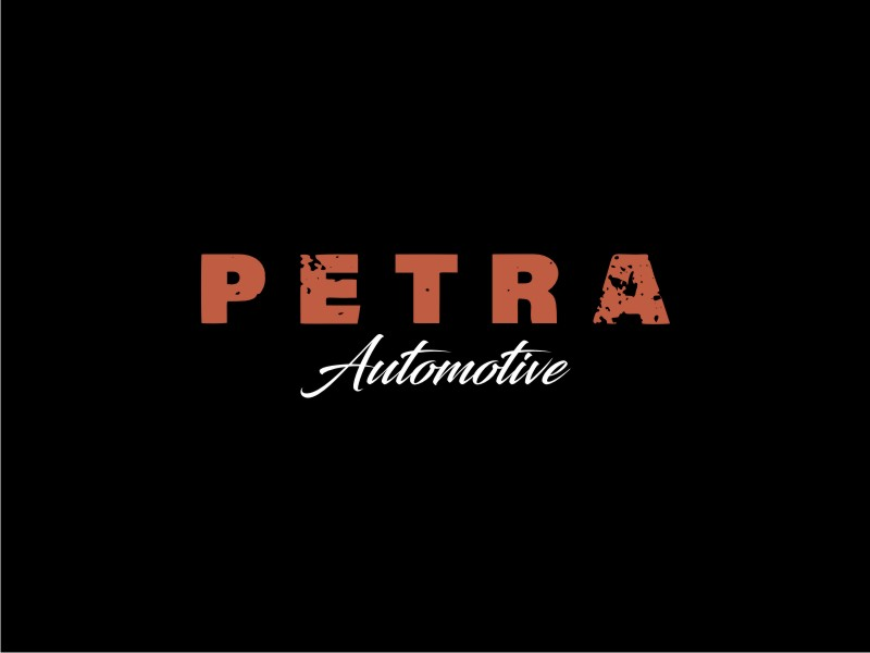 Petra Automotive logo design by sodimejo