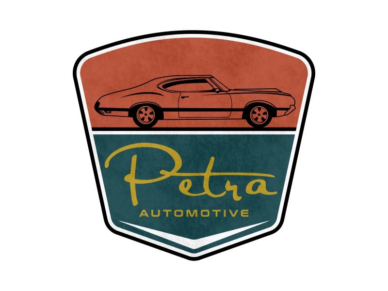 Petra Automotive logo design by rizuki