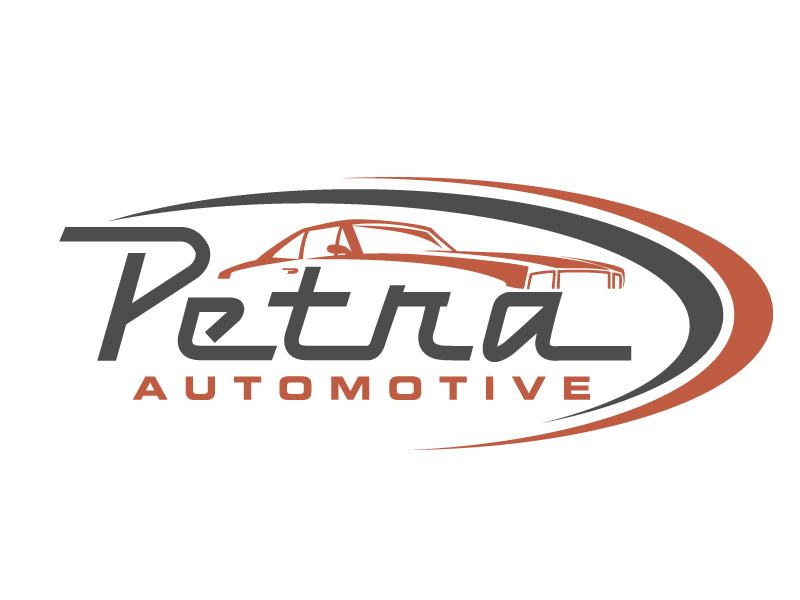 Petra Automotive logo design by jaize