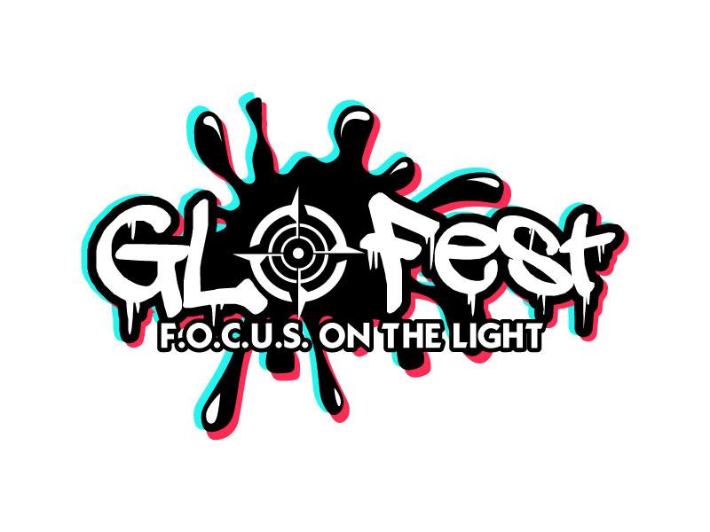 GLOFEST logo design by uttam