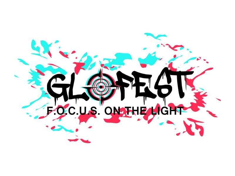 GLOFEST logo design by oke2angconcept