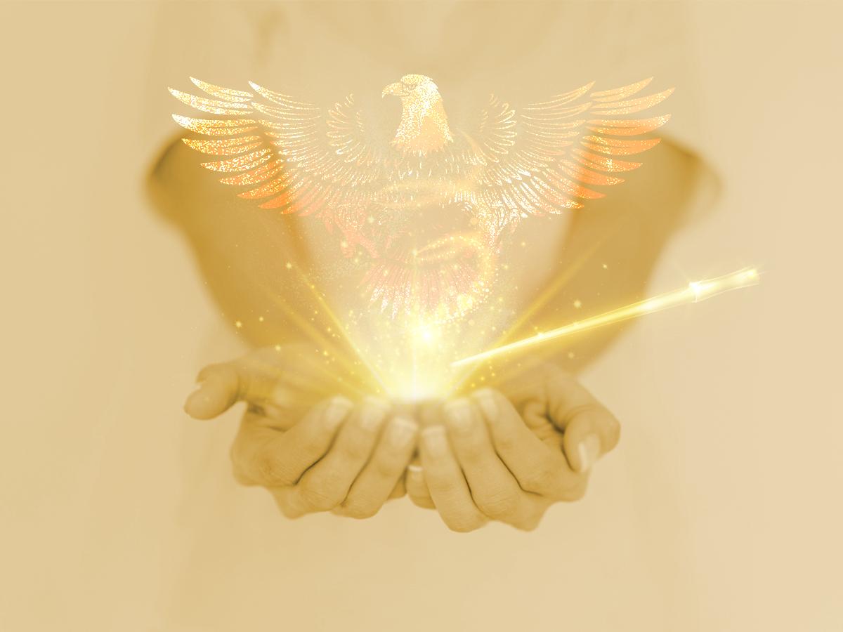 Crystal Vibration logo design by yondi