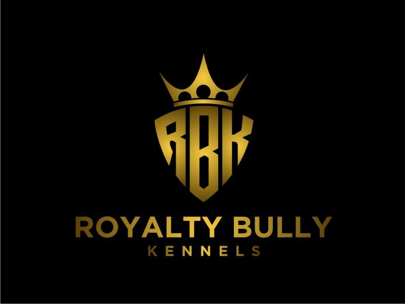 Royalty Bully Kennels logo design by Adundas
