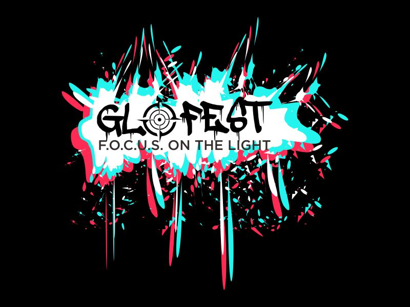 GLOFEST logo design by savana