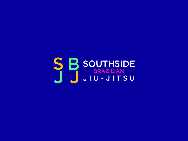SOUTHSIDE BRAZILIAN JIU-JITSU logo design by azizah