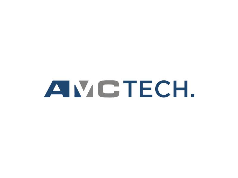 A.M.C.  TECH. logo design by Rizqy