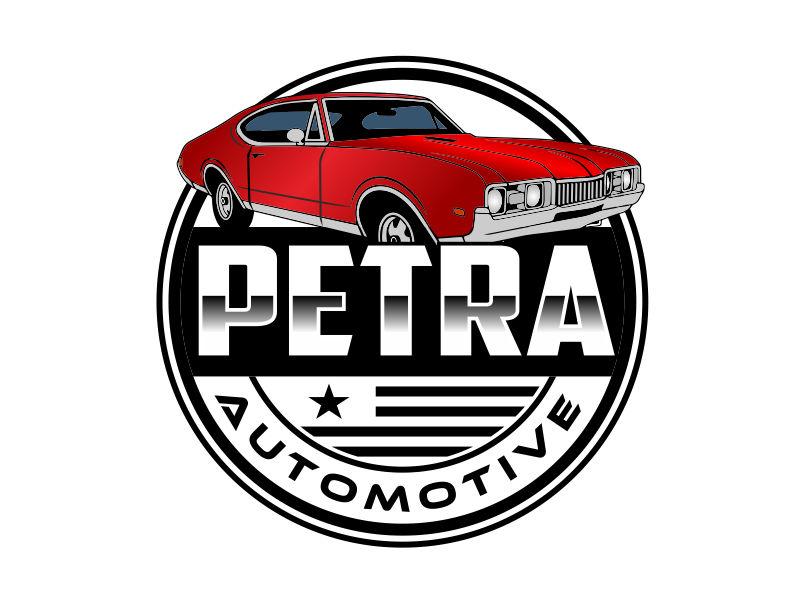 Petra Automotive logo design by aura