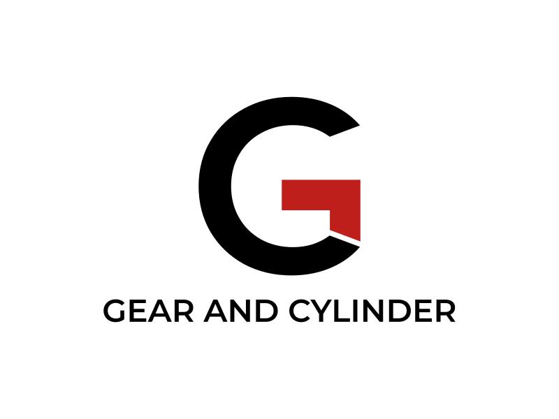 Gear And Cylinder logo design by dollart