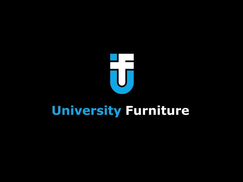 University Furniture logo design by Mustajib Thohuri